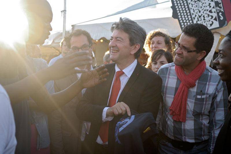 Arrêtez de mentir M. Le Foll, si les français votent Mélenchon au premier tour, il sera au second