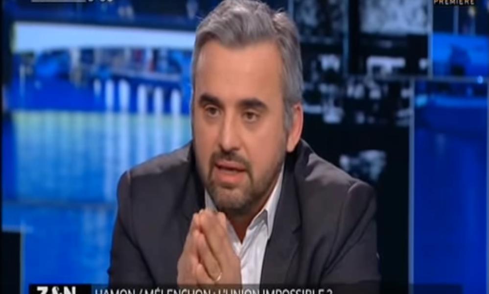 Chez Zemmour et Naulleau : débat avec M. Hanotin directeur de campagne de B. Hamon et la lettre de Jean-Luc Mélenchon
