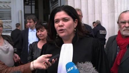 Exprimons notre solidarité avec l'avocate Raquel Garrido attaquée en justice par Marine Le Pen !