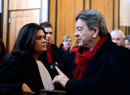Marine Le Pen perd en Justice face à Raquel Garrido, l'avocate de Jean-Luc Mélenchon