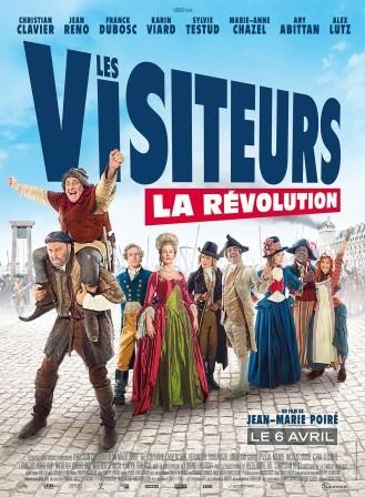 Les Visiteurs 3 : essentiellement pour ceux qui ont la terreur de la Révolution