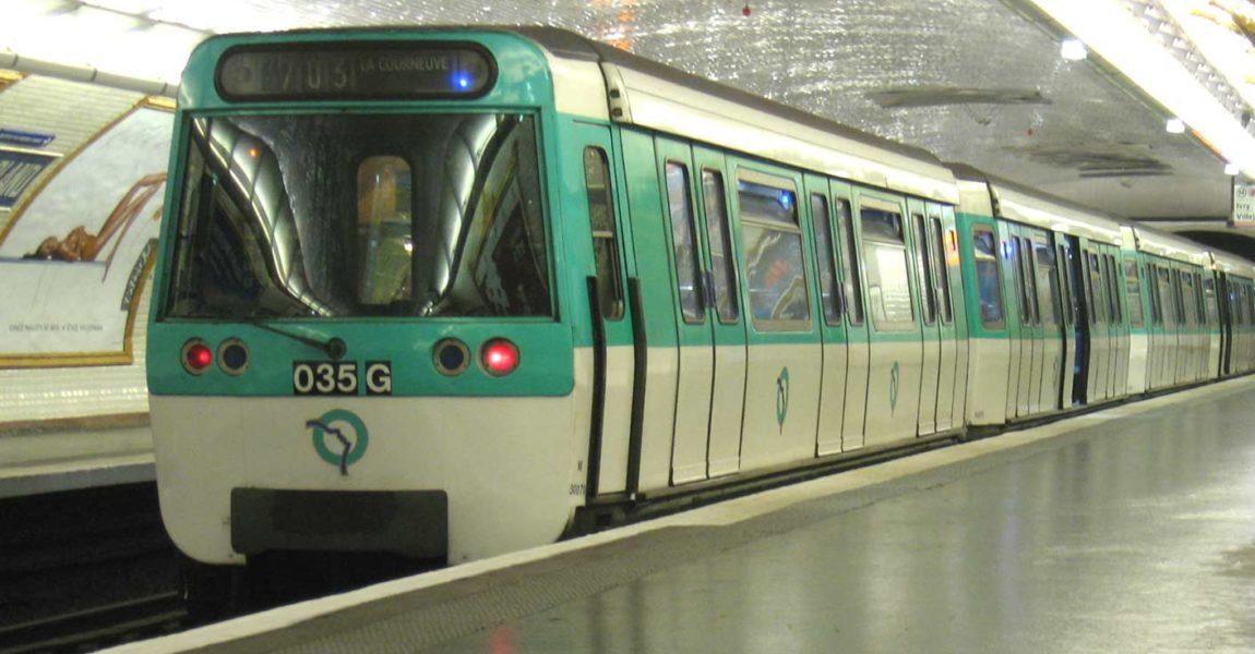 QE : Pollution de l'air à l'intérieur du réseau métro – RER