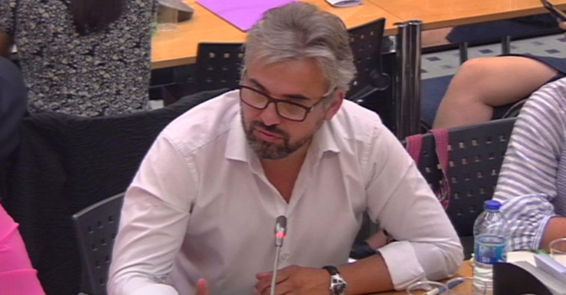 Intervention d'Alexis Corbière lors de la Commission d'Enquête sur l'Affaire Benalla