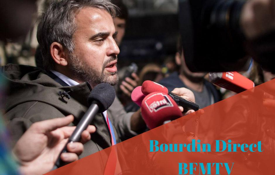 Matinale BFMTV, Bourdin direct Mercredi 1er août 2018