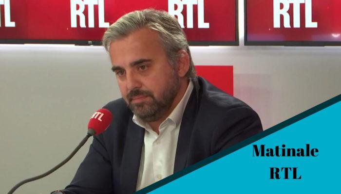 Matinale RTL, 15 Octobre 2018