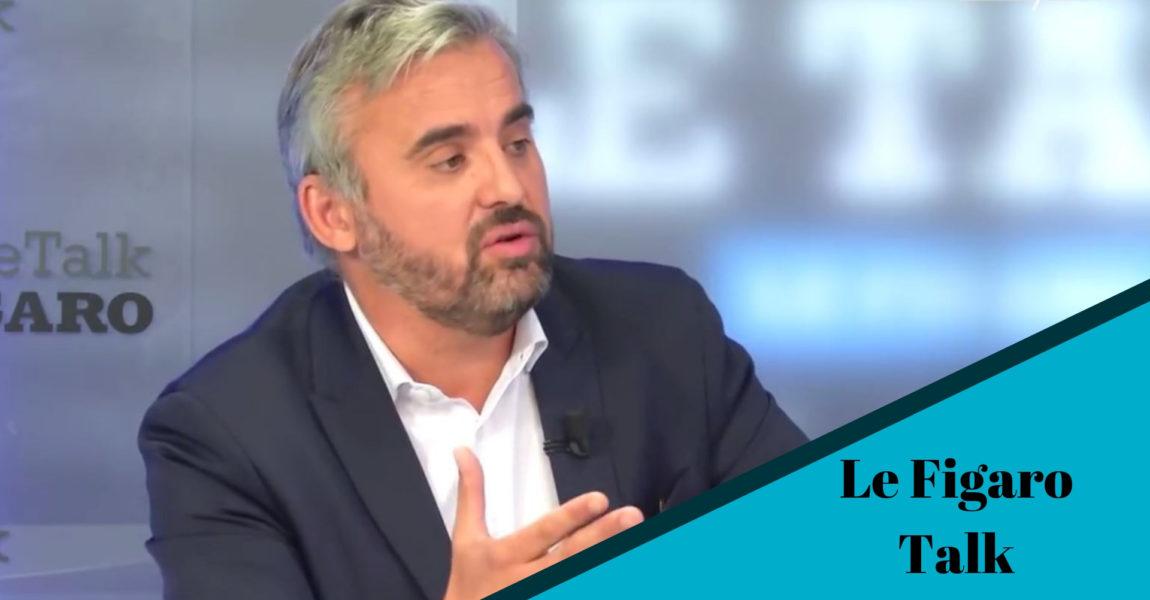 Alexis Corbière, invité de Yves Thréard, du Figaro Talk, 8 Octobre 2018