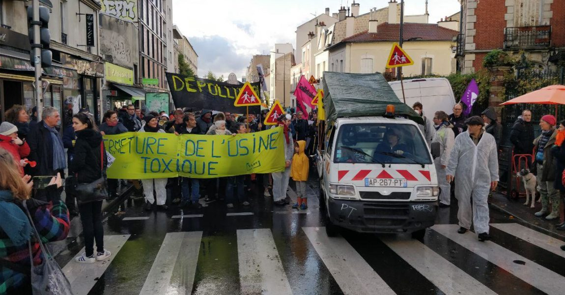 Manifestation SNEM