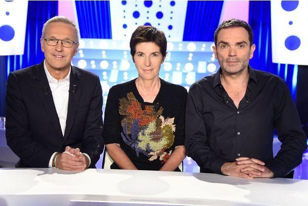 Débat On N'est Pas Couché sur France 2
