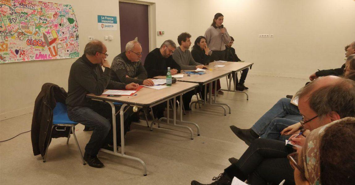 Montreuil : Réunion publique sur la réforme du bac et Parcoursup