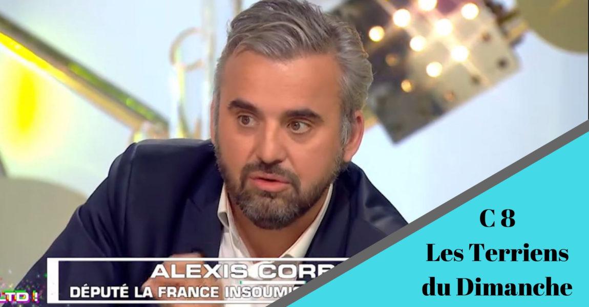 C8, Les Terriens du Dimanche – 9 décembre 2018