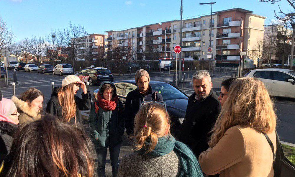 Collège Politzer de Montreuil : soutien aux parents d'élèves et à l'équipe pédagogique