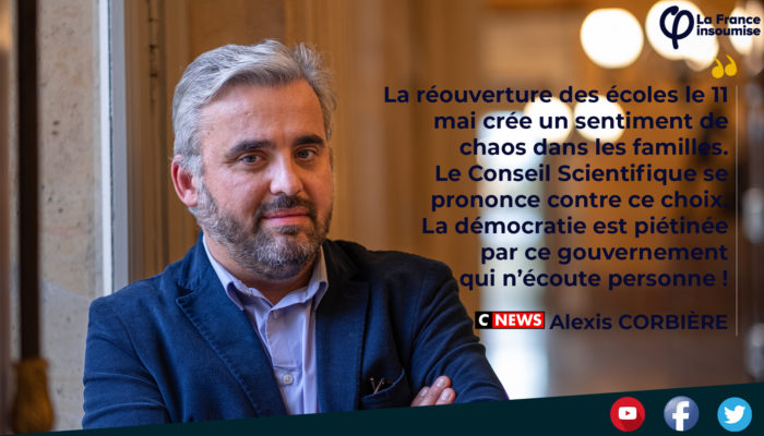 Intervention sur CNews
