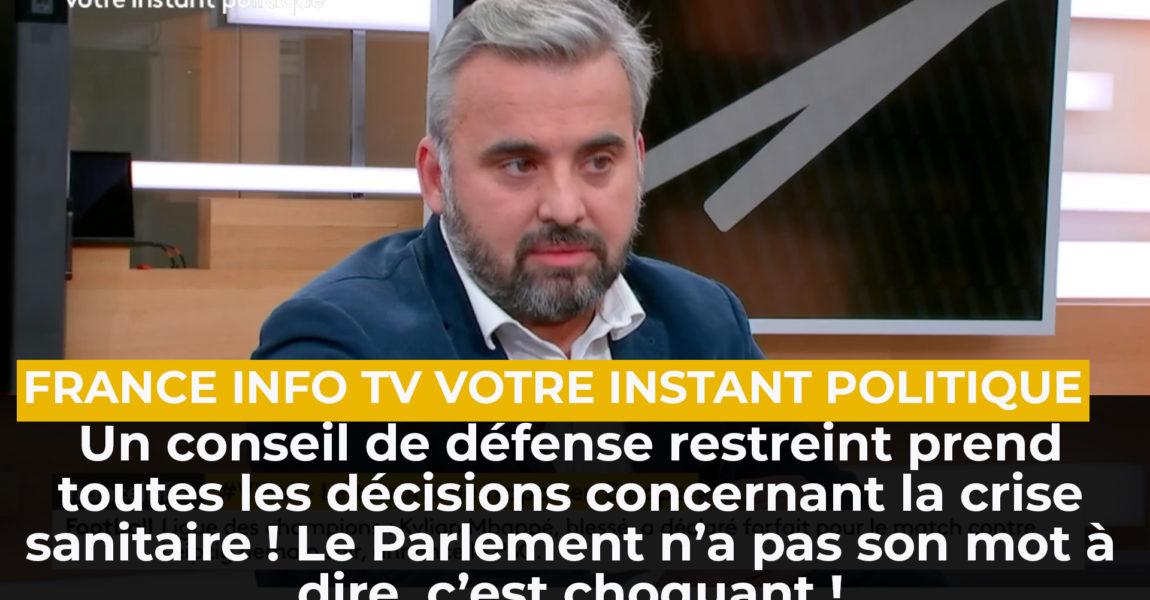 France Info TV : Votre instant politique
