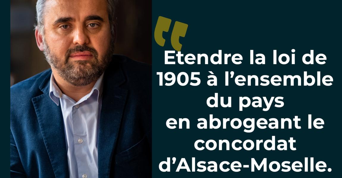 Il est temps d'abroger le concordat d'Alsace-Moselle !